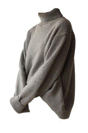 turtleneck jumper