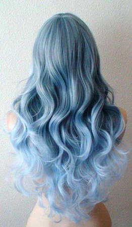 Icey blue hair - Google Search