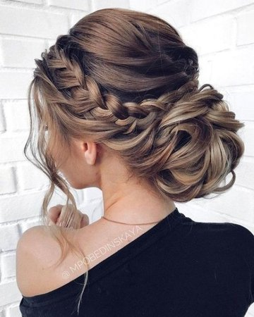 50 Awesome Prom Hairstyles Ideas For Women - 50FASHIONHOLIC