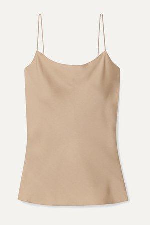 Theory   Teah stretch-silk camisole   NET-A-PORTER.COM