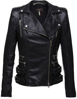 Muslimah Teen Fashion: Jeans Jacket and Leather Jacket!