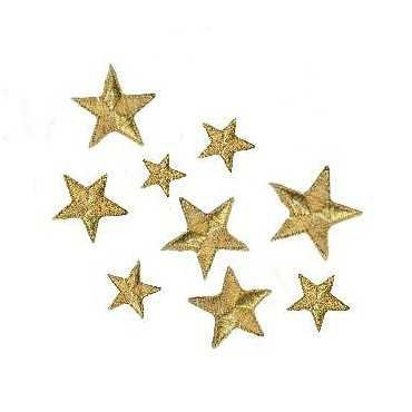 Gold Stars - @byepolyvore PNG Collection