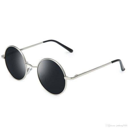Casual Fashion Small Round Circle Sunglasses