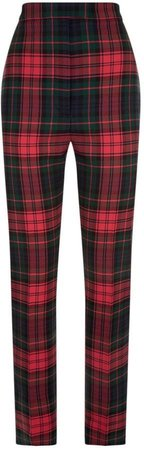 HARRODS Tartan Checkered Pants