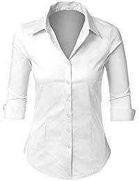 button down blouse - Google Search