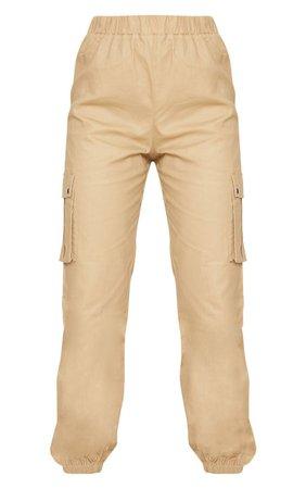 Stone Pocket Detail Cargo Pants | Pants | PrettyLittleThing USA