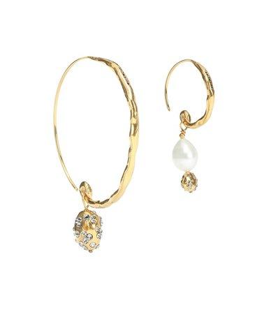 Embellished Earrings - Givenchy | mytheresa.com