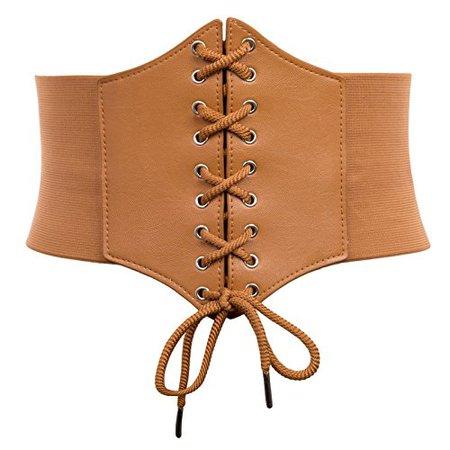 lace-up-corset-elastic-retro-cinch-belt-waist-belt-l-black-brown-499__51hJ9J-VElL.jpg (500×500)