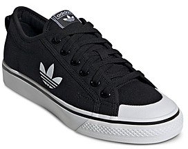 Women's Nizza Trefoil Low-Top Sneakers