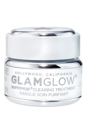 GLAMGLOW® SUPERMUD® Clearing Treatment Mask | Nordstrom