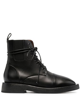 Marsèll lace-up leather boots - FARFETCH