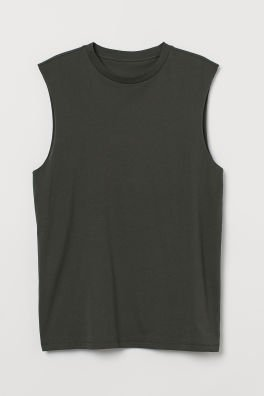 Men's T-Shirts & Tank Tops   H&M CA