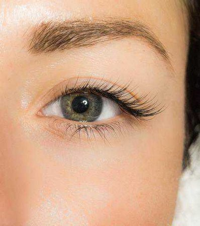 eyelash extensions natural