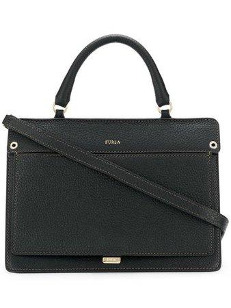 Furla сумка на плечо с фактурной отделкой - Купить в Интернет Магазине в Москве | Цены, Фото.