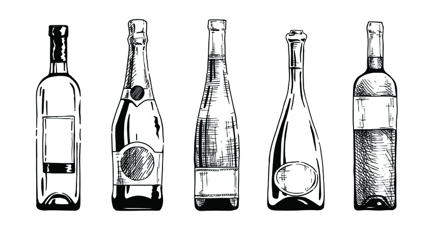 Decoded: Intro to Wine Bottle Shapes – Cameron Hughes Wine Tasting Room
