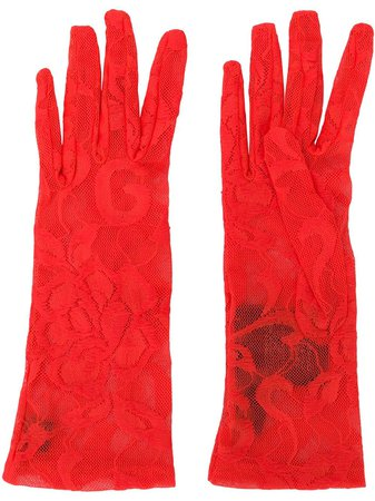 Gucci floral lace gloves $265 - Buy Online - Mobile Friendly, Fast Delivery, Price
