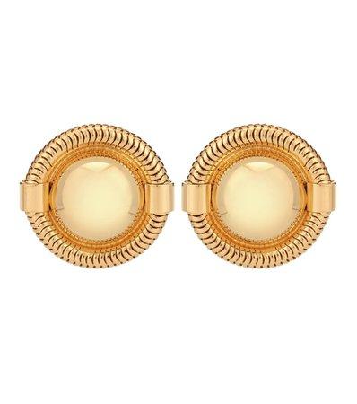 Clip-On Earrings - Miu Miu | Mytheresa