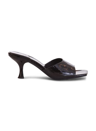 Jeffrey Campbell Square-toe Heeled Sandal