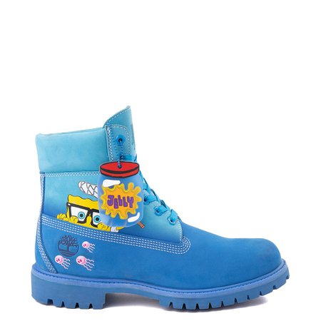 "Mens Timberland Spongebob Squarepants™ 6"" Classic Boot   Journeys"