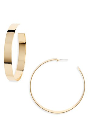 Jenny Bird Small Cober Hoop Earrings | Nordstrom