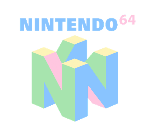 pastel nintendo64