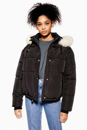 Jackets & Coats | Bomber, Leather & Denim Jackets | Topshop