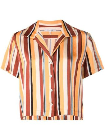 FRAME striped shirt $135 - Buy SS19 Online - Fast Global Delivery, Price