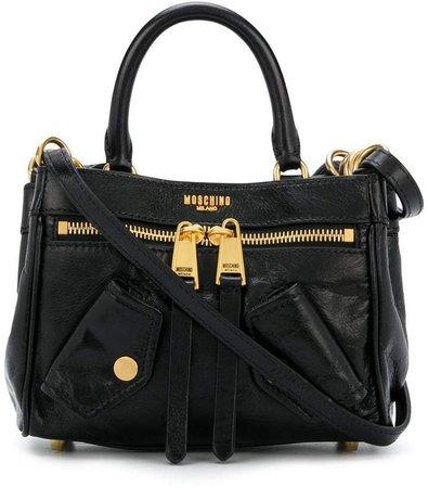 biker pocket handbag