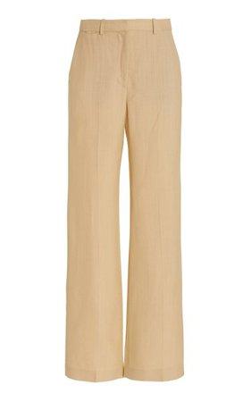 Morissey Shantung Wide-Leg Pants By Joseph | Moda Operandi