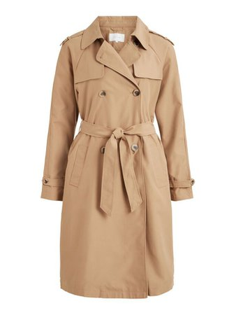 Double-breasted trenchcoat | VILA