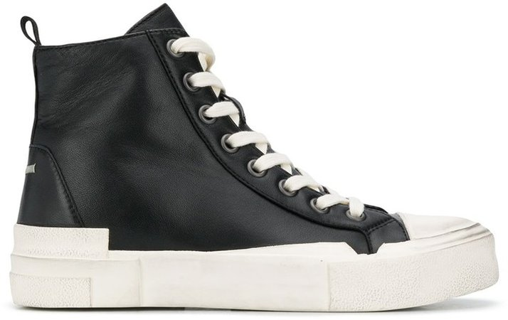 Ghibly high-top trainers