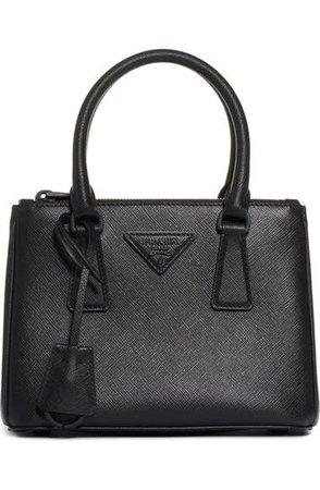 Prada Mini Galleria Saffiano Leather Satchel | Nordstrom