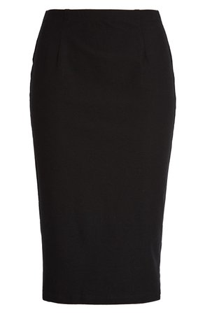 Eileen Fisher High Waist Pencil Skirt | Nordstrom