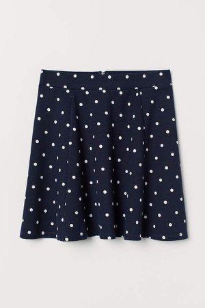 Skater Skirt - Blue