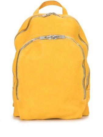 Guidi Zipped Backpack - Farfetch