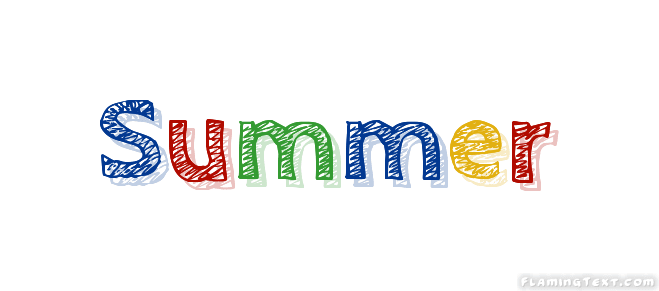 Summer Logo   Free Name Design Tool from Flaming Text