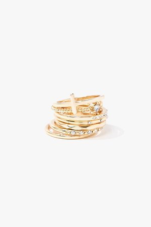 Assorted Ring Set | Forever 21