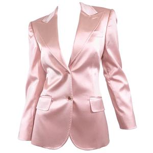 Versace Silk Blazer