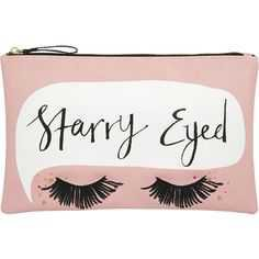 Accessorize Starry Eyed Makeup Bag (1.140 RUB) ❤ liked on Polyvore featuring beauty products, beauty accessories, bags & cases, bags, beauty, travel toiletry case, purse makeup bag, wash bag, toiletry kits and travel bag