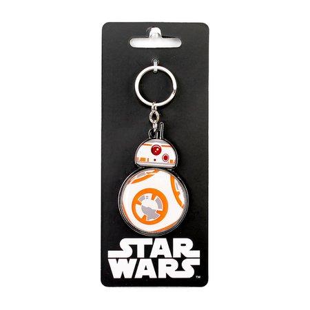 BB-8 - Star Wars Metal Keychain - PopStop