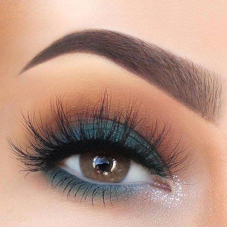 teal eyeshadow - Google Search
