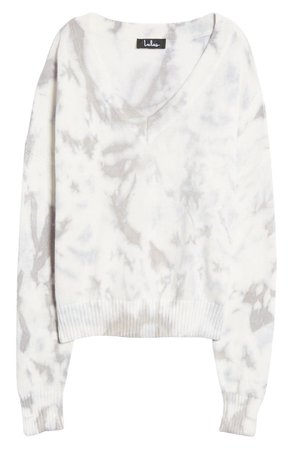 Lulus Chill With Me Tie Dye Sweater | Nordstrom