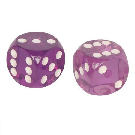 purple dice filler png aesthetic