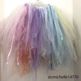 pastel tulle skirt - Google Search