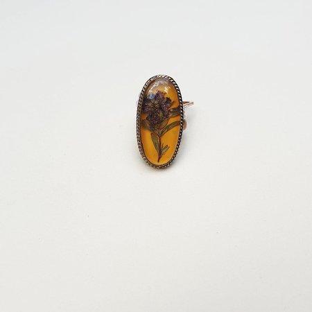 Mustard Ring — Naga