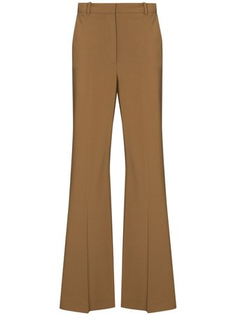 Shop Joseph Tambi wide-leg tailored trousers with Express Delivery - Farfetch