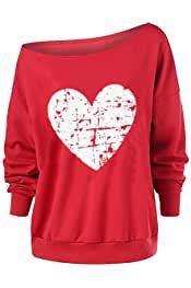Amazon.com: valentines day shirt - Women: Clothing, Shoes & Jewelry