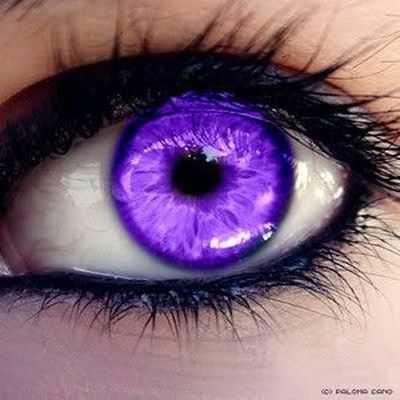 Purple Eye Disease - Symptoms And Causes