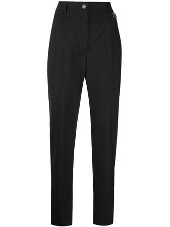 Dolce & Gabbana DG-logo woolen trousers - FARFETCH