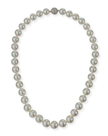 Assael South Sea Cultured Pearl Necklace